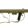 show larger image of product view 6 : Original U.S. WWII 1944 M9A1 Bazooka Anti-Tank Rocket Launcher - Inert