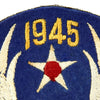 show larger image of product view 3 : Original U.S. WWII 9th Army Air Force 1945 Souvenier Patch From London Original Items