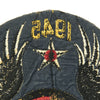 show larger image of product view 7 : Original U.S. WWII 9th Army Air Force 1945 Souvenier Patch From London Original Items