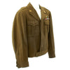 show larger image of product view 7 : Original U.S. WWII 555th Parachute Infantry Battalion Triple Nickels Ike Jacket Original Items