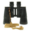 show larger image of product view 18 : Original WWII Imperial Japanese 7x7.1° Binoculars by ToKo with Tropical Case and Eyepiece Filters Original Items