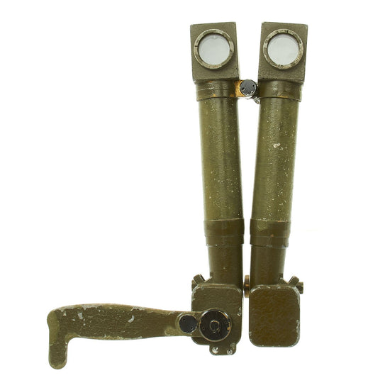 Original French WWI Rabbit Ears Trench Binoculars Periscope