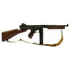 show larger image of product view 2 : Original U.S. WWII Thompson M1A1 Display Submachine Gun with Steel Display Receiver - Serial 192439 Original Items