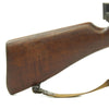 show larger image of product view 3 : Original U.S. WWII Thompson M1A1 Display Submachine Gun with Steel Display Receiver - Serial 192439 Original Items