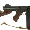 show larger image of product view 4 : Original U.S. WWII Thompson M1A1 Display Submachine Gun with Steel Display Receiver - Serial 192439 Original Items