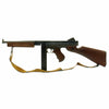 show larger image of product view 7 : Original U.S. WWII Thompson M1A1 Display Submachine Gun with Steel Display Receiver - Serial 192439 Original Items