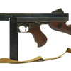 show larger image of product view 9 : Original U.S. WWII Thompson M1A1 Display Submachine Gun with Steel Display Receiver - Serial 192439 Original Items