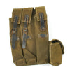 show larger image of product view 2 : Original German WWII MP 38 u.40 Magazine Pouch Dated 1943 with Magazine and Loader
