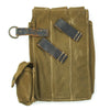 show larger image of product view 3 : Original German WWII MP 38 u.40 Magazine Pouch Dated 1943 with Magazine and Loader