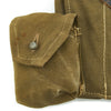 show larger image of product view 6 : Original German WWII MP 38 u.40 Magazine Pouch Dated 1943 with Magazine and Loader