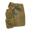 show larger image of product view 7 : Original German WWII MP 38 u.40 Magazine Pouch Dated 1943 with Magazine and Loader