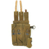 show larger image of product view 9 : Original German WWII MP 38 u.40 Magazine Pouch Dated 1943 with Magazine and Loader