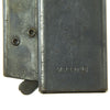 show larger image of product view 19 : Original German WWII MP 38 u.40 Magazine Pouch Dated 1943 with Magazine and Loader