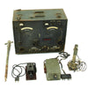 show larger image of product view 1 : Original German WWII Wehrmacht Torn.Fu Field Radio Tranceiver Original Items