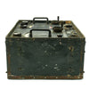 show larger image of product view 13 : Original German WWII Wehrmacht Torn.Fu Field Radio Tranceiver Original Items