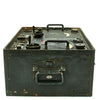show larger image of product view 15 : Original German WWII Wehrmacht Torn.Fu Field Radio Tranceiver Original Items