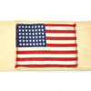 show larger image of product view 3 : Original U.S. WWII Invasion Armband Brassard 48 Star American Flag Original Items