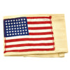 show larger image of product view 1 : Original U.S. WWII Invasion Armband Brassard 48 Star American Flag Original Items