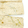 show larger image of product view 22 : Original U.S. & British WWII Allied Color Maps of Italy, Germany, Poland, Scottland, & Surroundings - Set of 4 Original Items