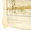 show larger image of product view 23 : Original U.S. & British WWII Allied Color Maps of Italy, Germany, Poland, Scottland, & Surroundings - Set of 4 Original Items
