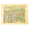 show larger image of product view 34 : Original U.S. & British WWII Allied Color Maps of Italy, Germany, Poland, Scottland, & Surroundings - Set of 4 Original Items