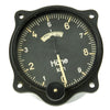 show larger image of product view 1 : Original German WWII Luftwaffe Junkers Ju 52 Aircraft 0-10km Altimeter Lh19r. by Askania - Fl. 22316 - 10 Original Items