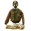 show larger image of product view 1 : Original U.S. WWII USAAF Pilot Flight Uniform Set Original Items