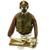 show larger image of product view 37 : Original U.S. WWII USAAF Pilot Flight Uniform Set Original Items
