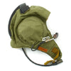show larger image of product view 10 : Original Cold War Soviet MIG Jet Fighter GSH-6 High Altitude Flight Helmet with Case Original Items