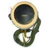 show larger image of product view 11 : Original Cold War Soviet MIG Jet Fighter GSH-6 High Altitude Flight Helmet with Case Original Items