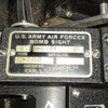 show larger image of product view 3 : Original WWII U.S. Army Air Force Norden Bomb Sight with Stabilizer, Auto Pilot, Power Transformer and Cover Original Items