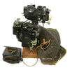 show larger image of product view 1 : Original WWII U.S. Army Air Force Norden Bomb Sight with Stabilizer, Auto Pilot, Power Transformer and Cover Original Items