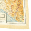 show larger image of product view 9 : Original U.S. WWII 1943 Color Silk Double Side Escape Map 43/E & 43/F - Central Europe & Balkans Original Items