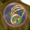 show larger image of product view 2 : Original U.S. WWII 426th Night Fighter Squadron AN-6550 Flight Suit Original Items