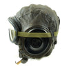 show larger image of product view 7 : Original U.S. WWII Army Air Forces Aviator A-11 Flight Helmet with K-14 Earphones and M-1944 Goggles in Case
