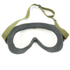 show larger image of product view 14 : Original U.S. WWII Army Air Forces Aviator A-11 Flight Helmet with K-14 Earphones and M-1944 Goggles in Case