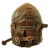 show larger image of product view 4 : Original WWII Royal Canadian Air Force RCAF Leather Flying Helmet with 1942 dated MkIII Goggles Original Items