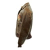 show larger image of product view 6 : Original U.S. WWII Army Air Force 386th Bomb Squadron A-2 Flight Jacket Original Items