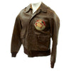 show larger image of product view 7 : Original U.S. WWII Army Air Force 386th Bomb Squadron A-2 Flight Jacket Original Items