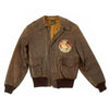 show larger image of product view 10 : Original U.S. WWII Army Air Force 386th Bomb Squadron A-2 Flight Jacket Original Items