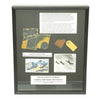 show larger image of product view 1 : Original U.S. WWII Artifacts from Vought F4U Corsair Aircraft flown by VF-10 Squadron during Training Original Items