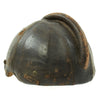 show larger image of product view 4 : Original German WWII Pilot Flight Protection Helmet SSK 90 by Siemens Original Items