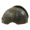 show larger image of product view 5 : Original German WWII Pilot Flight Protection Helmet SSK 90 by Siemens Original Items