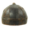 show larger image of product view 6 : Original German WWII Pilot Flight Protection Helmet SSK 90 by Siemens Original Items