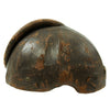 show larger image of product view 7 : Original German WWII Pilot Flight Protection Helmet SSK 90 by Siemens Original Items