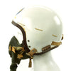 show larger image of product view 7 : Original U.S. Korean War Air Force Type P1A Flying Helmet with MS-22001 Oxygen Mask Original Items