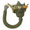 show larger image of product view 13 : Original U.S. Korean War Air Force Type P1A Flying Helmet with MS-22001 Oxygen Mask Original Items