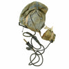 show larger image of product view 7 : Original British Royal Air Force 22C Flying Helmet with Mk VIII Goggles and Oxygen Mask Original Items