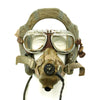 show larger image of product view 1 : Original British Royal Air Force 22C Flying Helmet with Mk VIII Goggles and Oxygen Mask Original Items