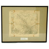 show larger image of product view 1 : Original German WWII Luftwaffe Target Map of Gas Tank in Sheffield from Downed He 111 - Battle of Britain Original Items